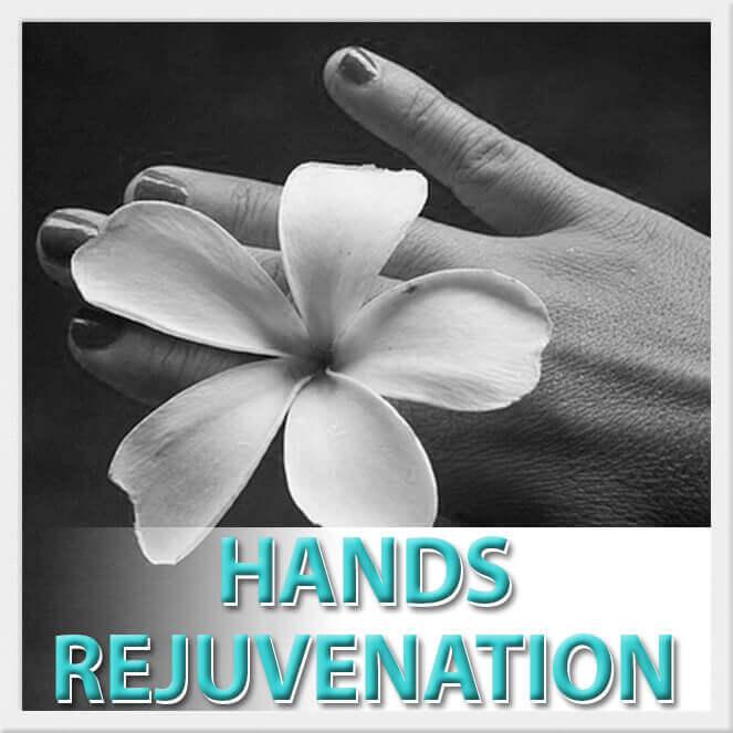 mexico cosmetic center, hands rejuvenation