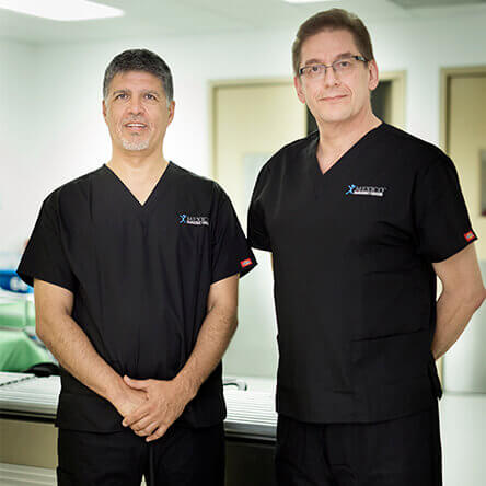 Mexico Cosmetic Center, Ron Elli and Dr. Ayala